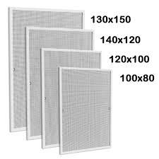 Alu Rahmen Fenster Fliegengitter Insektenschutz Fenster Mückengitter