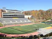 Kidd Brewer Stadium Appalachian State Seating Guide