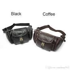 hot whole men vintage mens waist bag leather bag mens designer pack 9025 laptop backpack beach bags from tiancheng7912