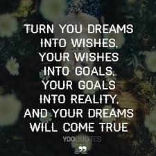 Wishes And Dreams Quotes Best Of Dreams Wishes Goals Reality Shared By Purple Cloud