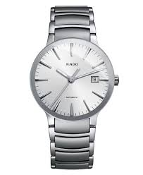 rado watch men s swiss automatic centrix stainless steel bracelet rado watch men s swiss automatic centrix stainless steel bracelet 38mm r30939103