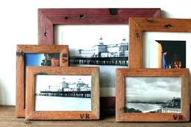 multiple picture frames rustic. Wood Poster Frames Isolated Natural Picture Miscellaneous Objects Wooden  24x36 . Multiple Rustic A