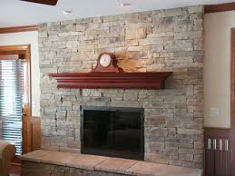 perfect stack stone fireplace 25 fascinating stacked stone fireplace designs slodive