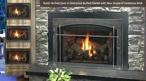 gas fireplace insert with er in without fan troubleshooting kit canada