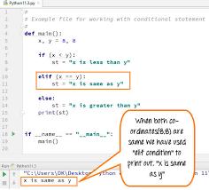 Python If Else Elif Nested If Switch Case Statement