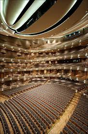 Four Seasons Centre Performing Arts Toronto Seating Chart Four Seasons Centre Seating Chart Toronto 2019