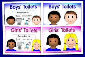 school bathrooms signs. Boys And Girls Bathroom Signs Toilet   Kts-s School Bathrooms