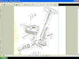 massey ferguson mf 35 fe 35 tractor parts manual mf35 item specifics