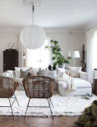 White On White Living Room Decorating Ideas Delectable Inspiration D