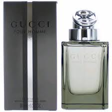 gucci perfume for men. gucci by gucci, 3 oz eau de toilette spray for men perfume