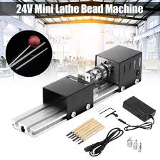 ihambing ang pinakabagong mini lathe machine woodworking diy lathe set with dc 24v power adapter pinahusay na presyo sa pilipinas