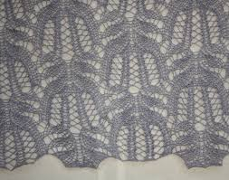 Knitted Lace Patterns New Inspiration Design