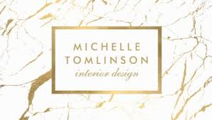 Girly Interior Design And Decorator Business Cards Girly Business Inspiration Business Cards Interior Design