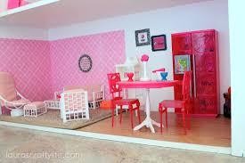 the roof has my old hot dog stand and some patio furniture barbie furniture ideas