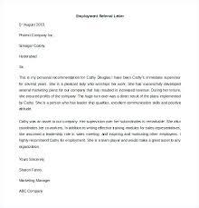 Cover Letter Referral Sample Cover Letter Referred By Cover Letter Referred By Employee Elegant