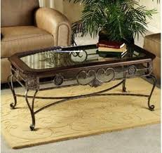 wrought iron and wood furniture. American Special Glass Wrought Iron Coffee Table For Plans 5 And Wood Furniture E