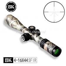 <b>Bobcat King Optics BK</b> 6-24X56 SFIR camouflage appearance ...