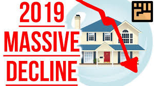 House Prices In Nj Chart Huge Real Estate Price Drops In 2019 Bubble Pop Is Months Away