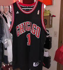 derrick rose authentic bulls jersey buy ...