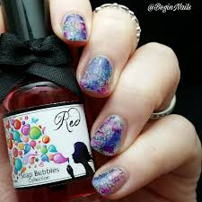 Let's Begin Nails: 30 Days of Colour: Sparkle Using It Girl Nail ...