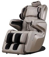 massage chair grey. new fujita kn9005 - 3d full body massage chair recliner w/ 3 year warranty ( grey