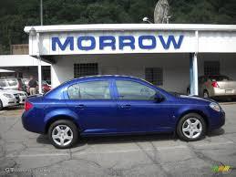 2007 Laser Blue Metallic Chevrolet Cobalt LT Sedan #30935606 ...