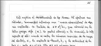 Resultado de imagen de Páginas de las libretas de emilio silvera