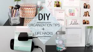 Diy Organization Diy Organization Tips And Life Hacks Youtube