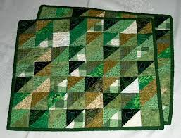 Quilted Placemat Patterns New Decorating Ideas