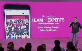 At T Customer Service T Mobile Team Of Experts Makes Customer Service The Next Carrier War