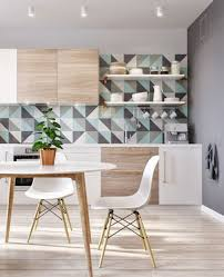 Kitchen: Kitchen Rack With Bright Open Shelves Color - Kitchen Decor