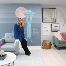 pictures hgtv dream home. HGTV Dream Home. HGTV_Dream_home_Seattle_WA_Gig_Harbor_2018_Delta_faucet_amie_freling_meme_hill_Living_room_brian_patrick_flynn_mural_space_needle_me Pictures Hgtv Home