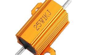 <b>3pcs RX24 25W</b> 1KR 1KRJ Metal Aluminum Case High Power ...
