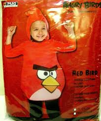 Costumes, Reenactment, Theatre Angry Birds Red Bird Child Costume 7-8 10-12  Tween 14-16 NWT Clothing, Shoes & Accessories quiebre.cl