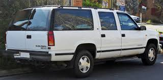 1998 Chevrolet Tahoe (gmt410) – pictures, information and specs ...