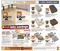 Home Depot Weekly Flyer - Fall Into Savings - Sep 25 – Oct 1 ...