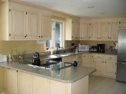 image of wooden kitchen cabinet refinishing ideas