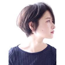 大人 ショートヘア 髪型 30代 40代 Circus By Beautrium 表参道