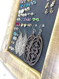 earring organizer