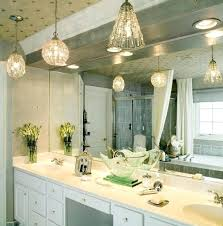 shabby chic bathroom lighting. Shabby Chic Bathroom Lighting Modern In Luxurious Theme With Ceiling Light Fixture Made A