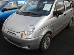 Used 2001 Daewoo Matiz Wallpapers