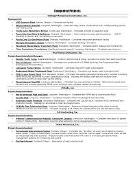 Superintendent Construction Resume Resume For Construction Superintendent Construction Superintendent