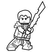 Kleurplaat Lego Ninjago Masters Of Spinjitzu 4095