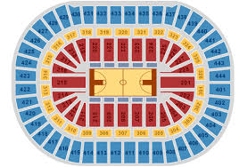 Seating Maps Honda Center