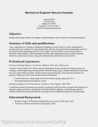 Technical Skills In Resume For Mechanical Engineer Technical Skills Resume Resume Examples Resume Template For