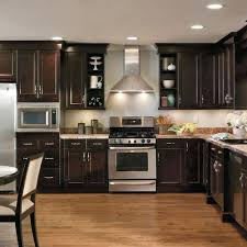 Kitchen Ideas Dark Cabinets Awesome Decorating Ideas