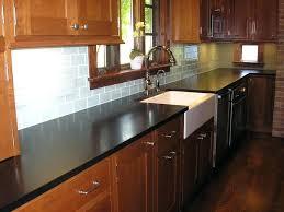 black granite kitchen cabinets