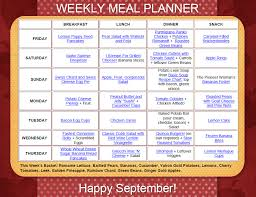one week menu planner maisdeumbilhao passamfome jumpstart meal plan get lean and tight