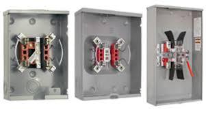 Single_Socket_305x170 milbank metering quality meter sockets since 1927 on milbank meter socket wiring diagram