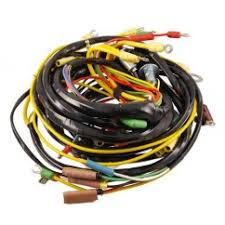 wiring harness electrical lights 53 56 ford f100 parts 56 ford truck dash wiring harness pvc 6cyl